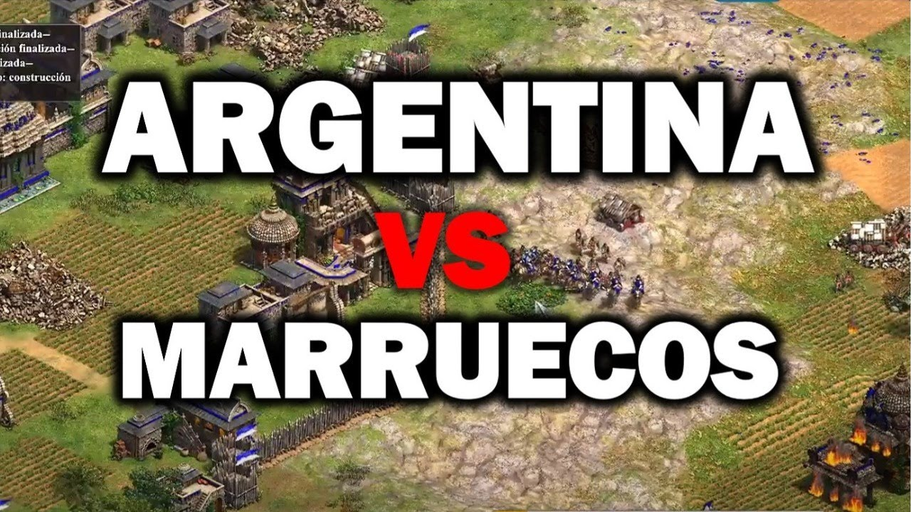 🔴EN VIVO OLIMPIADAS del Age - Argentina vs Marruecos (Ara 2v2)