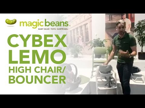 Cybex LEMO Bouncer & High Chair 2018 | Reviews, Ratings, Prices