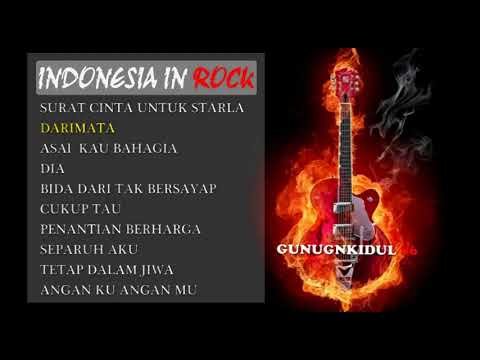 MUSIK POP VERSI ROCK INDONESIA FULL ALBUM 2017