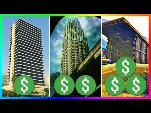 TOP 10 BEST Properties To Own & Buy In GTA Online!