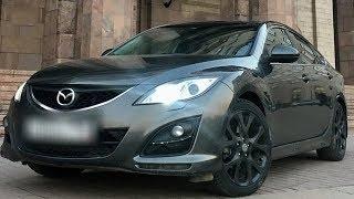 Mazda - ДВОЙНИК или АВТОХЛАМ?! Толщиномер или опыт?