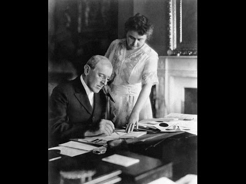 Woodrow Wilson and Presidential Succession