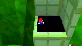 """Super Mario New Star - Train To Pipe To Cave 34""""75 (TAS)"""