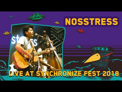 Nosstress Live at SynchronizeFest - 7 Oktober 2018