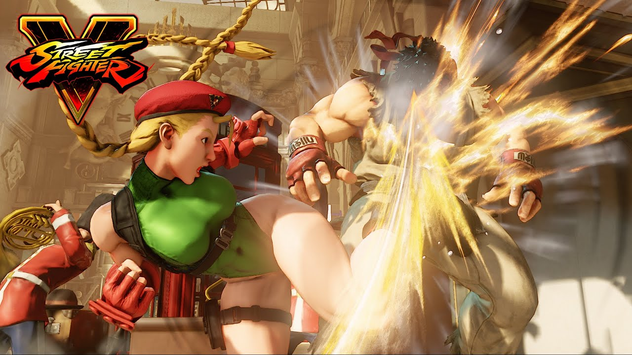 Street Fighter V / 5 - Gameplay And Character Changes Part 3