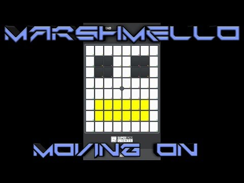 Download Marshmello Moving On Super Pads Lights Tutorial MP3