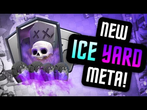 "NEW META GRAVEYARD DECK :: ""ICE YARD"" is OP!"
