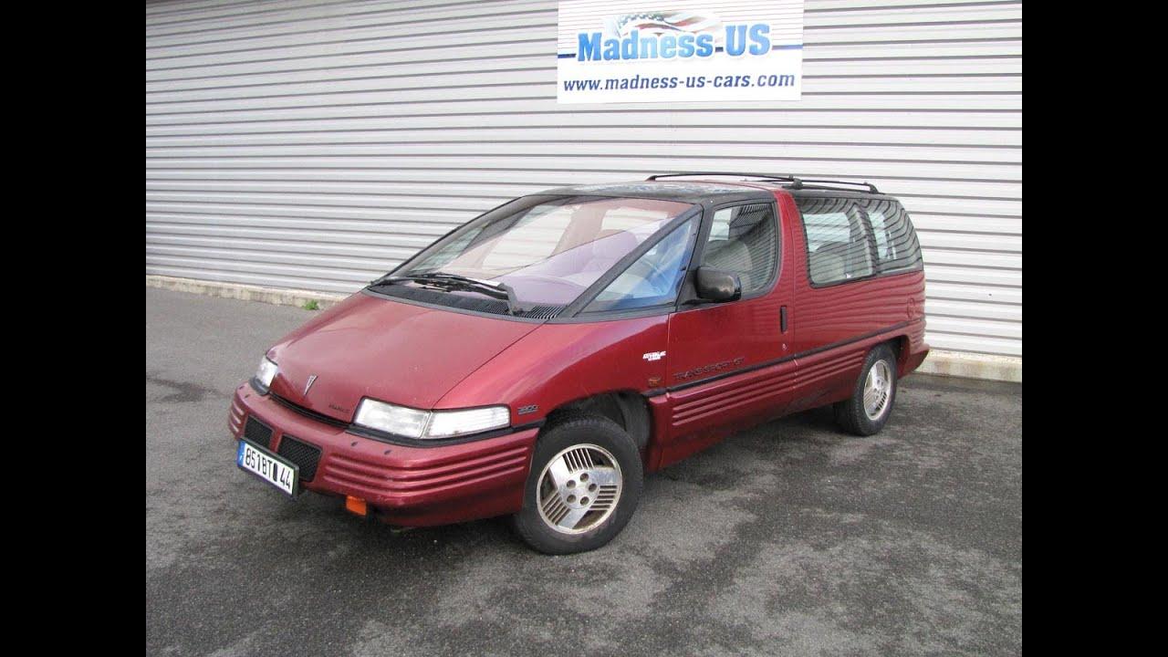 Pontiac Trans Sport Gt 1992