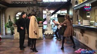 Video Birth of a Beauty - 미녀의 탄생 ep 7 fight scene download MP3, 3GP, MP4, WEBM, AVI, FLV April 2018