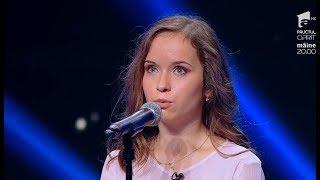 Lavinia Florea - Nu ma uita (Ioana Ignat). Momentul la care Bendeac a izbucnit in lacrimi