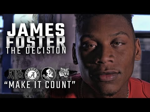 4-star quarterback James Foster overcomes near-death experience to announce college commitment