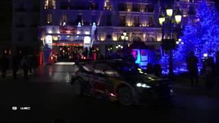 WRC - 2017 Rallye Monte-Carlo - Day 2