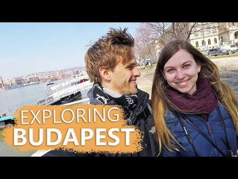 A Weekend in Budapest, Hungary  | Travel Vlog