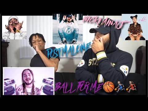 NICKI !!!Post Malone - Ball For Me Ft Nicki Minaj | FVO Reaction