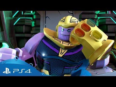 LEGO Marvel Super Heroes 2 | Infinity Wars Trailer | PS4
