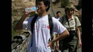 万里の長城マラソン:日本人参加者(1)