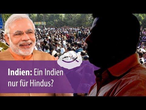 Wahlen In Indien: Ein Indien Nur Für Hindus?