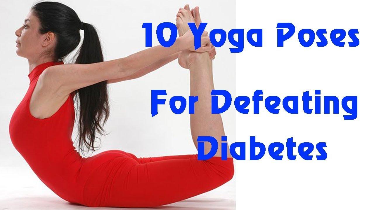 Yoga Poses For Diabetes