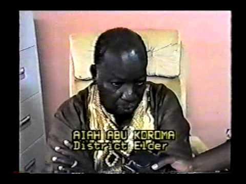 KONO AFTER THE AFRC RETREAT, SIERRA LEONE, 1998, Part 2 of 2
