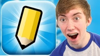 Draw Something - Part 6 (iphone Gameplay Video)