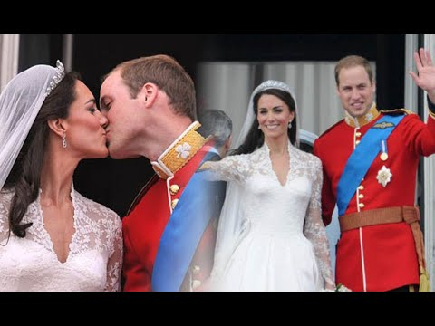 Royal Wedding What Year Did Kate Middleton And Prince William Get Married Date