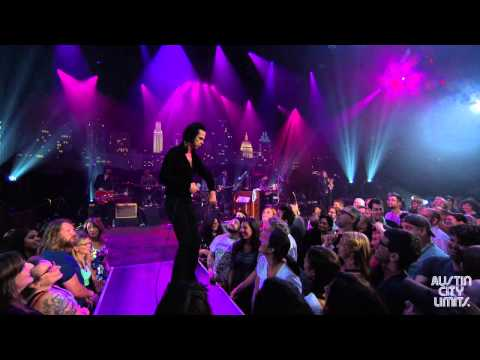"Austin City Limits Web Exclusive: Nick Cave & The Bad Seeds ""Stagger Lee"" (EXPLICIT)"
