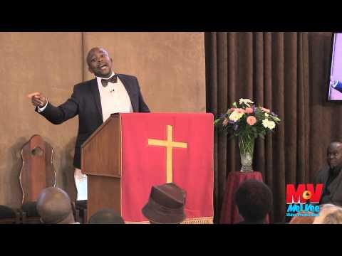 BEN KAPUFI MWAMBA || Pick It Up || Sandton SDA Church