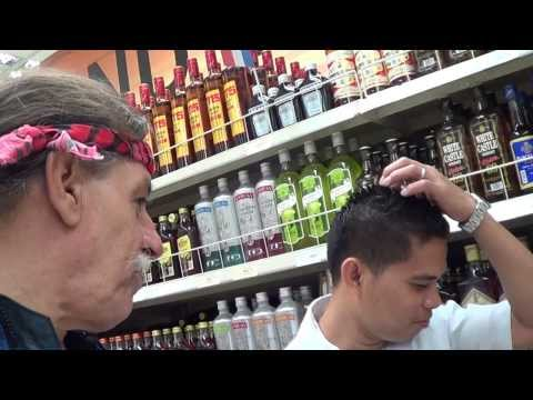 RABBI JEW BARKER Becomes An Alcoholic in the Philippines & Duty Free Liquor Prices in the Philippine