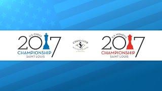 2017 U.S. Chess Championships: Round 2