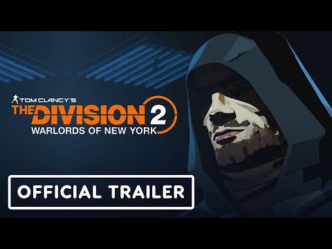 The Division 2: Warlords Of New York - Official Animated Trailer