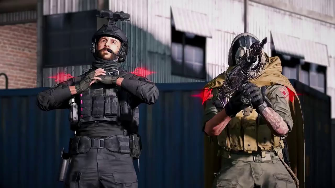 Call of Duty®: Mobile - Price & Ghost Take Hackney Yard