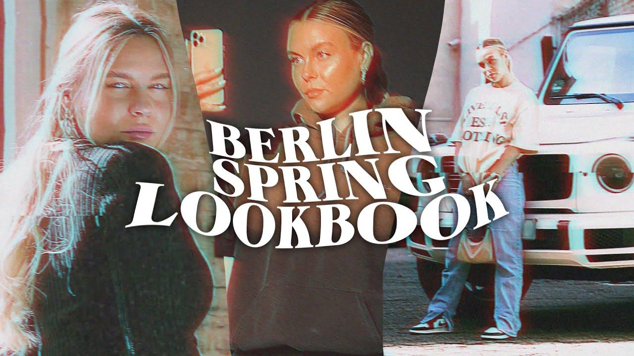 STREETWEAR Lookbook ✨ ( Berlin -  Spring 2021 ) | Dagi