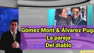 Inés Gómez Mont y Álvarez Puga: La pareja de la corrupcion