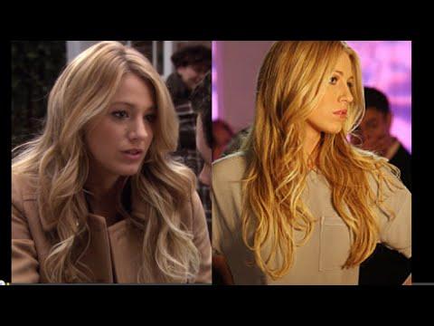 Serena Vanderwoodsen Loose Waves Hair Tutorial