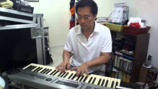 TVB Outbound Love Theme Song - 很想討厭你- Lin Xia Wei 林夏薇 - Piano Cover and sheet by Hou Yean Cha