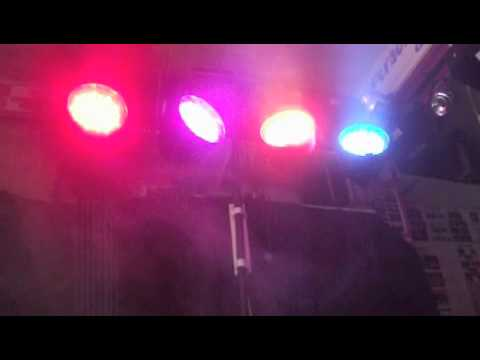 LED Par Cans 56 - Band and Stage Lighting
