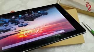 Chuwi Hi10 Plus // Распаковка планшета-нетбука на Intel Z8350