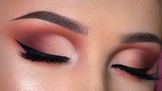 Half Cut Crease Makeup Tutorial