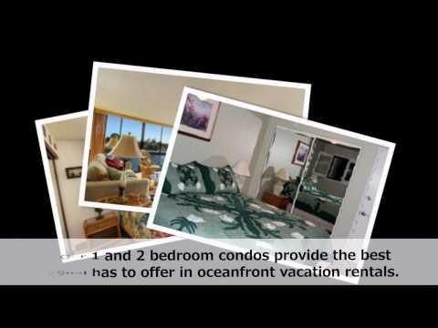 Kuhio Shores Condominiums - Kauai Oceanfront Vacation Rental Condos