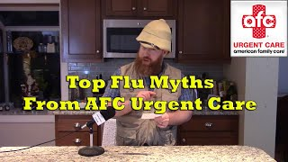 #Flu Myths Busted From #AFCUrgentCare