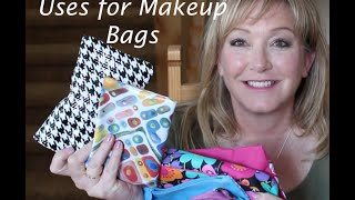 Uses for Makeup Bags