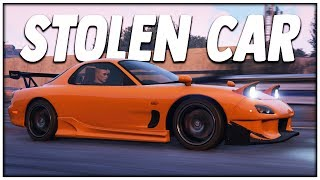 STOLEN Car Wins Competition | GTA 5 Roleplay (Redline #6)