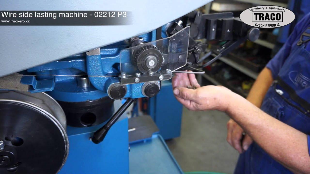 traco machine