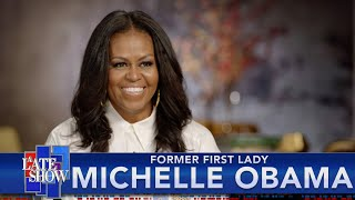 """We've Got Families Going Hungry"" - Michelle Obama On Why She Is Helping Feed American Families"