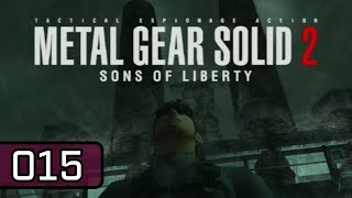 Metal Gear Solid 2 - Blind Playthrough - Episode 15: The S3 Plan