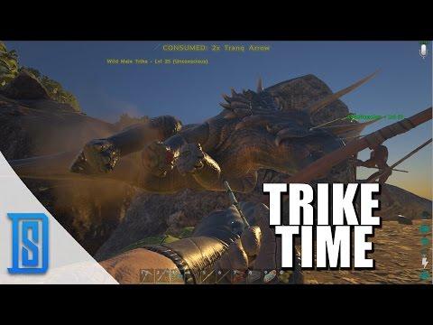 Ark: Survival Evolved-Season 7 P.4- FINISHING SUPER TRIKE!
