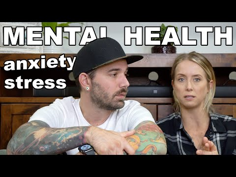 mental health, something I've never really talked about...