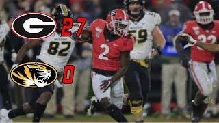 #6 Georgia Highlights Vs. Missouri 2019 | CFB Week 11 | College Football Highlights 2019