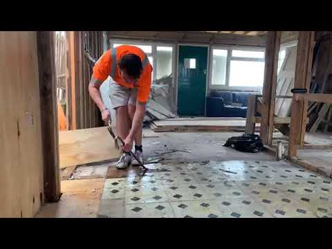 Jaywick Sands last original seafront building upgrade part One hundred Fifty Five