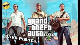 Como Colocar Save Game No Gta V Pirata